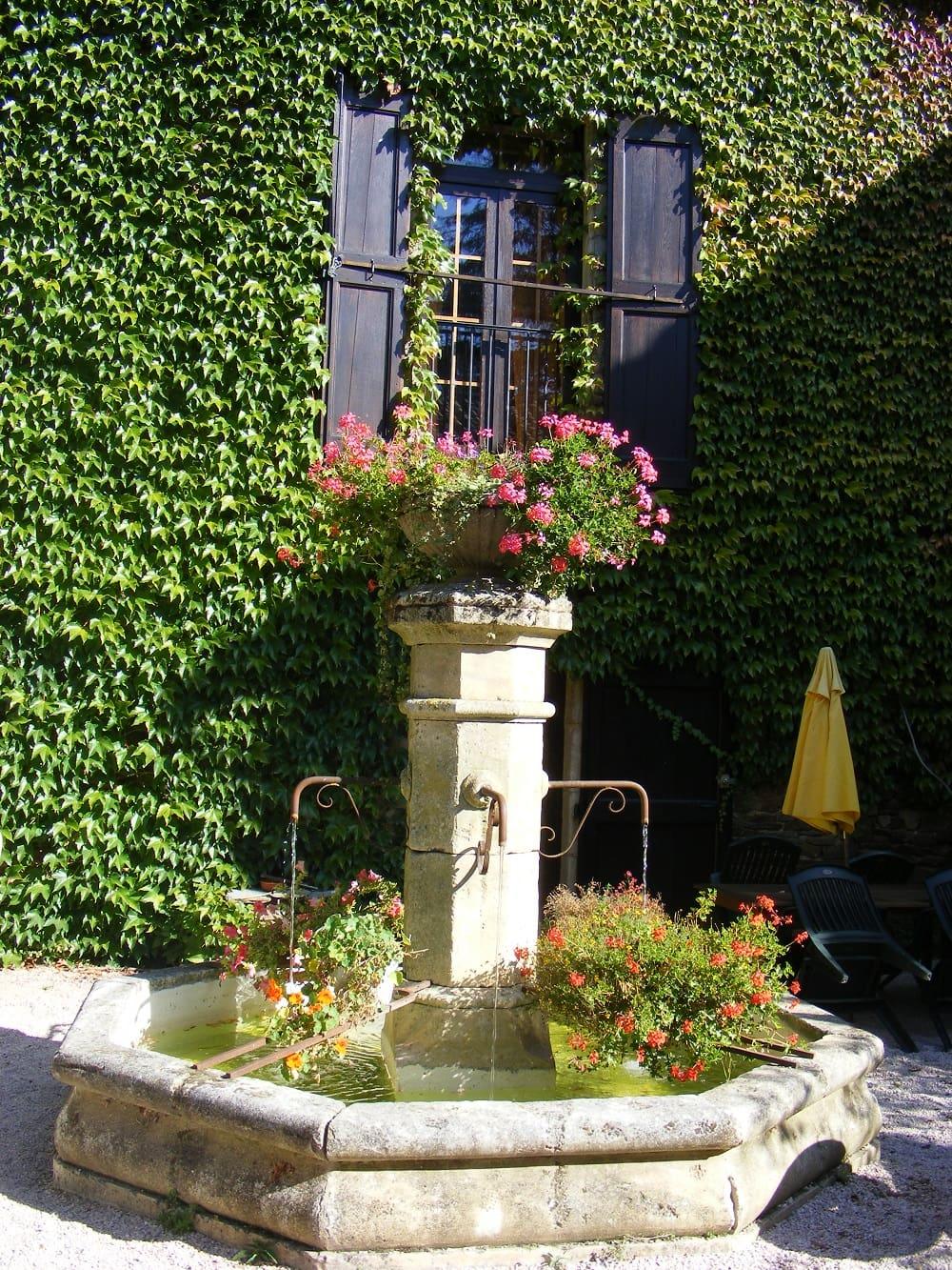 fontaine Mas de Salel